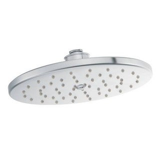 Moen Chrome One-function 10-inch Diameter Spray Head Rainshower Showerhead