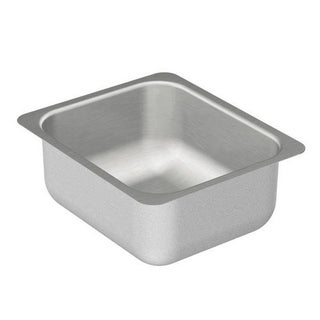 Moen 12-inch x 14-inch Stainless Steel 20 Gauge Single Bowl Sink