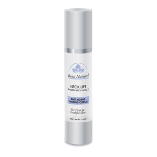 Beau Natruel Instant Neck Lift-Smooth Neck & Face-Anti-Aging Firming Cream
