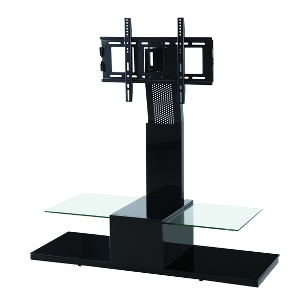 shop avista tahoe tv stand with rear swivel mount for up to 110 pounds 55 inch tv free. Black Bedroom Furniture Sets. Home Design Ideas