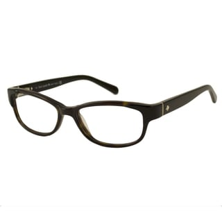 Kate Spade Women's Alease Rectangular Optical Frames