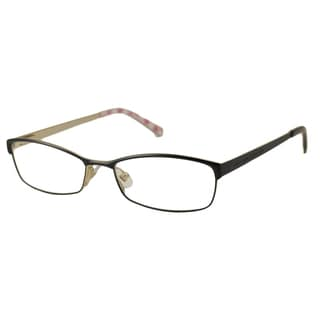 Kate Spade Women's Alfreda Rectangular Optical Frames