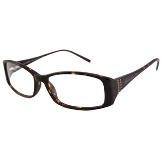 Kenneth Cole Women's KC187 Rectangular Reading Glasses