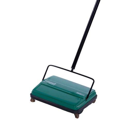Bissell Commercial BG22 8.5 inch Wet/Dry Manual Sweeper