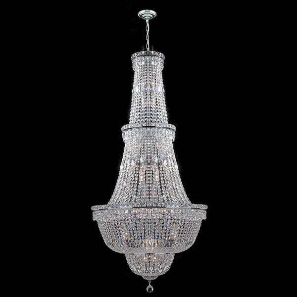 Light Crystal Chandelier