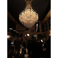 Maria Theresa Grand 84-light Gold Finish 5-tier 72 x 96-inch Grand Crystal Chandelier