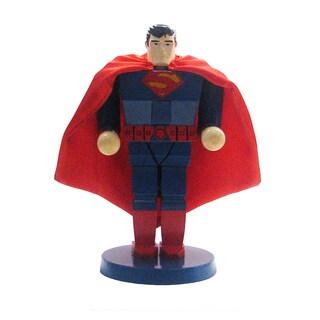 Kurt Adler 10-Inch Superman Nutcracker