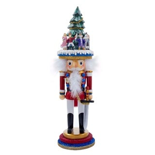 Kurt Adler 19 in. Hollywood Nutcracker Suite Nutcracker