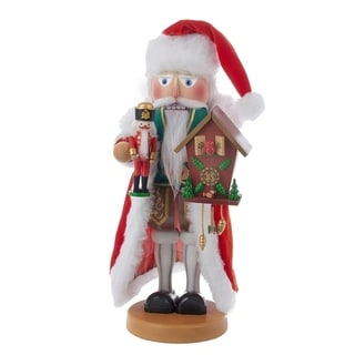 Kurt Adler 17 in. Steinbach German Santa Nutcracker