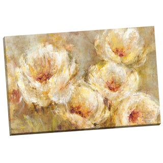 Portfolio Canvas Decor 'Poppy Breeze' by Carson Gallery Wrapped Canvas