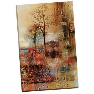 Portfolio Canvas Decor  'Golden Park' by Douglas Gallery Wrapped Canvas