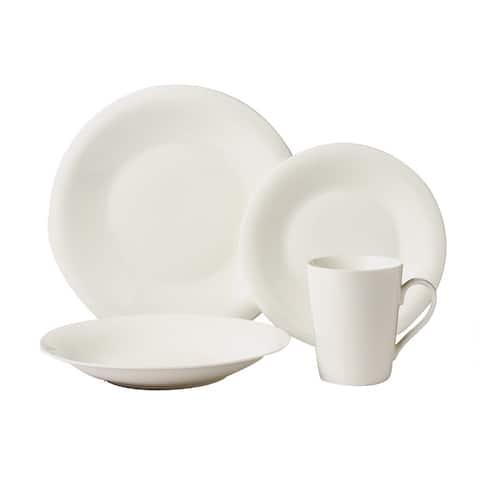 Exclusive 16-piece Bone China Dinnerware Set (Service for 4)