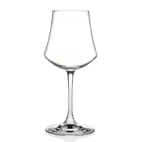 Lorren Home Trends Ego Collection Wine Goblet Stem (Set of 6)