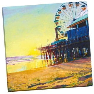 Portfolio Canvas Decor 'California Dreaming 2' by Mercedes Marin Gallery Wrapped Canvas