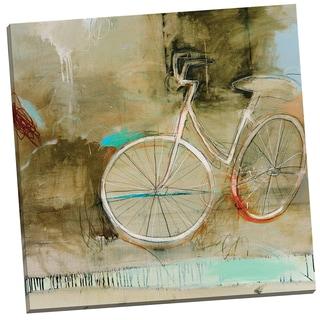 Portfolio Canvas Decor 'Cozy Bike' by Patrick Gallery Wrapped Canvas