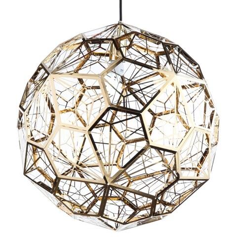 Hans Andersen Home The Filippa Globe Pendant - Gold