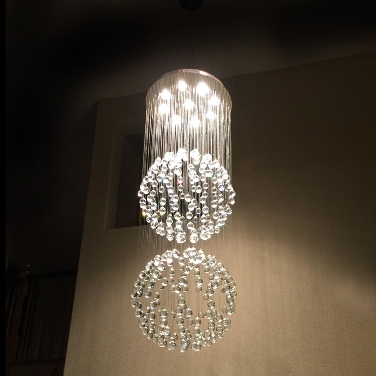 Brilliance Lighting and Chandeliers Modern Contemporary 9...