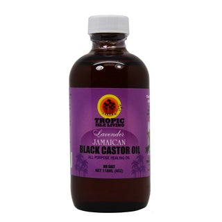 Tropic Isle Living Lavender Jamaican Black 4-ounce Castor Oil