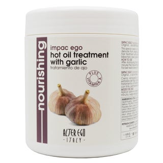 Ever Ego (Alter Ego) 33.8 oz. Hot Oil Treatment with Garlic
