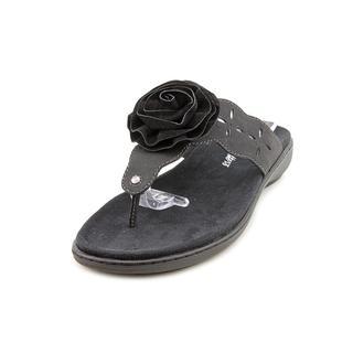 Trotters Women's 'Teddie' Nubuck Sandals