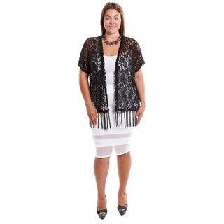Hadari Women's Plus size Pencil Skirt
