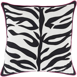 Decorative Corban Animal Feather/ Down or Polyester Filled Pillow 20-inch