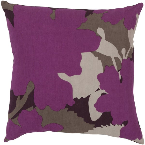 Decorative Tanner Tapestry Feather/Feather Down or Polyester Filled Throw PIllow 22-inch. Opens flyout.