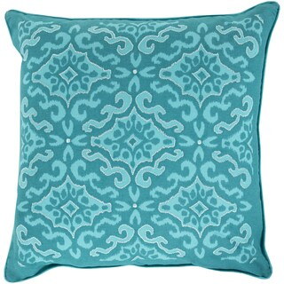 Decorative Colten Floral 22-inch Throw Pillow
