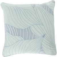 Decorative Cedric Hosta 22-inch Pillow