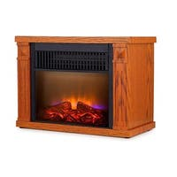Sharper Image Electronic Fireplace Heater Free Shipping