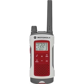 Talkabout T480 Weatherproof NOAA Single Radio with FM Tuner