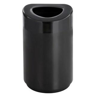 Safco Open Top Waste Receptacle, 14 Gallon