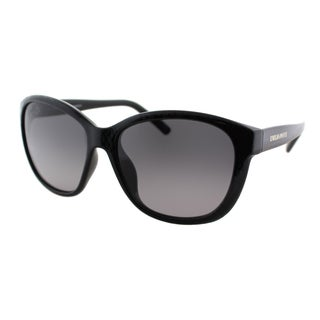 Emilio Pucci Women's EP 738S 001 Ebony Snake Print Plastic Cat Eye Sunglasses