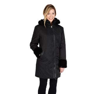 Link to Excelled Women's Polyester Hooded Car Coat Similar Items in Women's Outerwear
