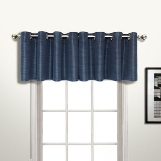 Luxury Collection Brighton Foamback Valance Topper