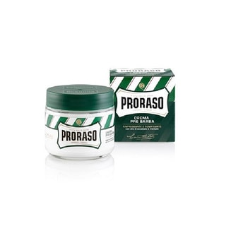 Proraso 10ml Menthol and Eucolyptus Pre-shave Cream