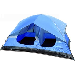 Ranger 2 Room, 6 Person Camp Tent