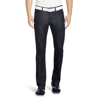 Hugo Boss Green Drake Dark Blue Cotton Classic Skinny Denim Jeans