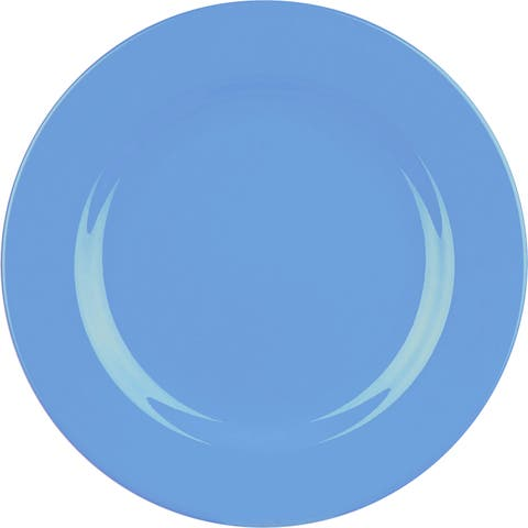 Waechtersbach Fun Factory Blue Bell Dinner Plates (Set of 4)