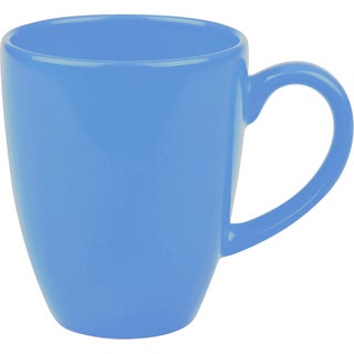 Waechtersbach Fun Factory Blue Bell Jumbo Cafelatte Cups (Set of 4)