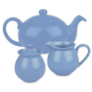 Waechtersbach Fun Factory Blue Bell Tea Set