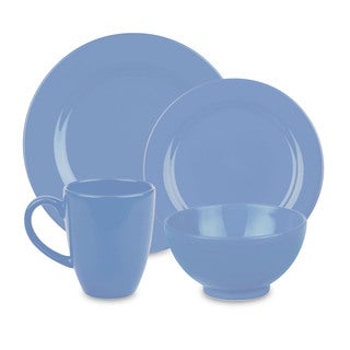 Waechtersbach Fun Factory Blue Bell 4-Piece Place Setting