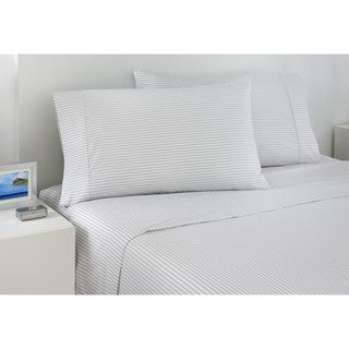 Izod Ticking Stripe Sheet Set