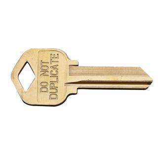 Kwikset 40083 Brass Key Blank