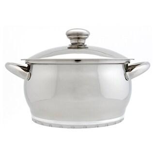 Cosmo 7-inch 3-quart Covered Casserole Dish