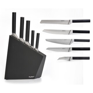 Cubo 6-piece Forged Knife Block