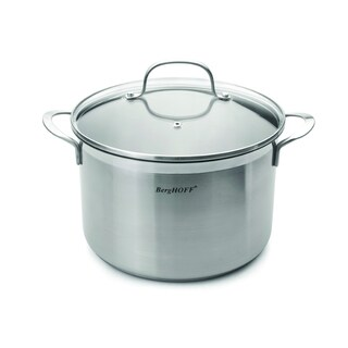 Bistro 6.3-quart Covered Stockpot