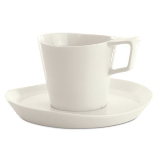 Eclipse Tea Cup and Saucer (Set of 2)