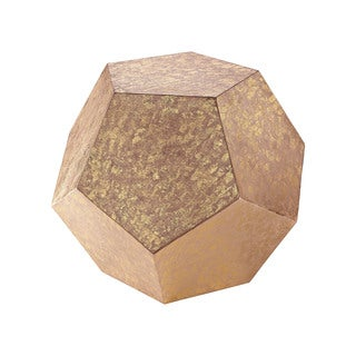Sterling Dodecahedron Cube