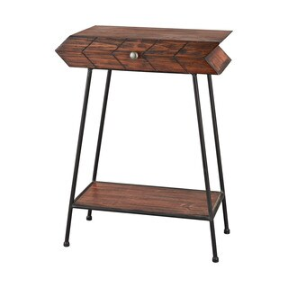 Sterling Arrow Accent Table